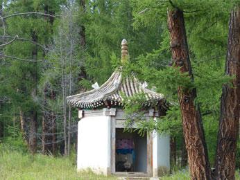 グンジーン寺
